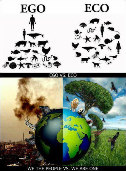 ego dusa svet
