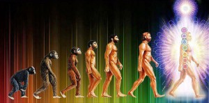 evolucia vedomia