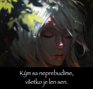 prebudenie sen