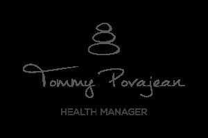Logotyp Tommy Povajean